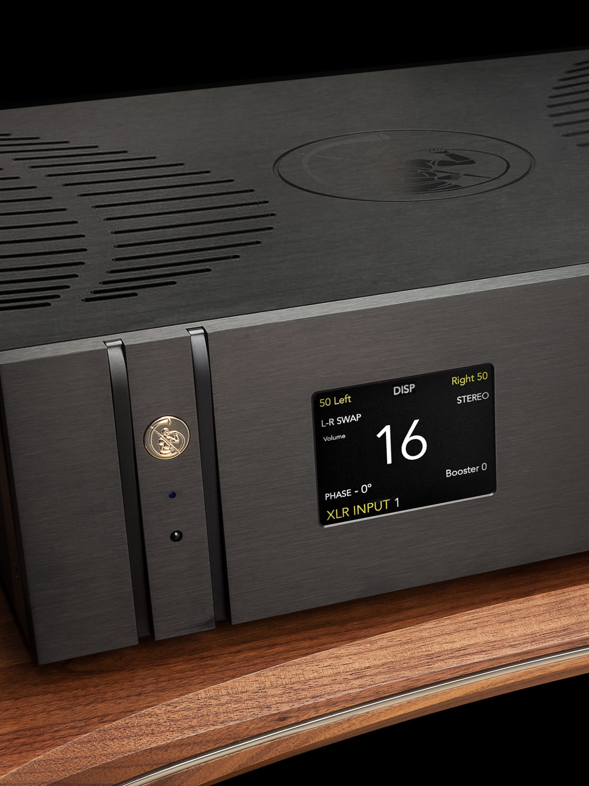 Gold Note DACs Streamers and Preamplifiers