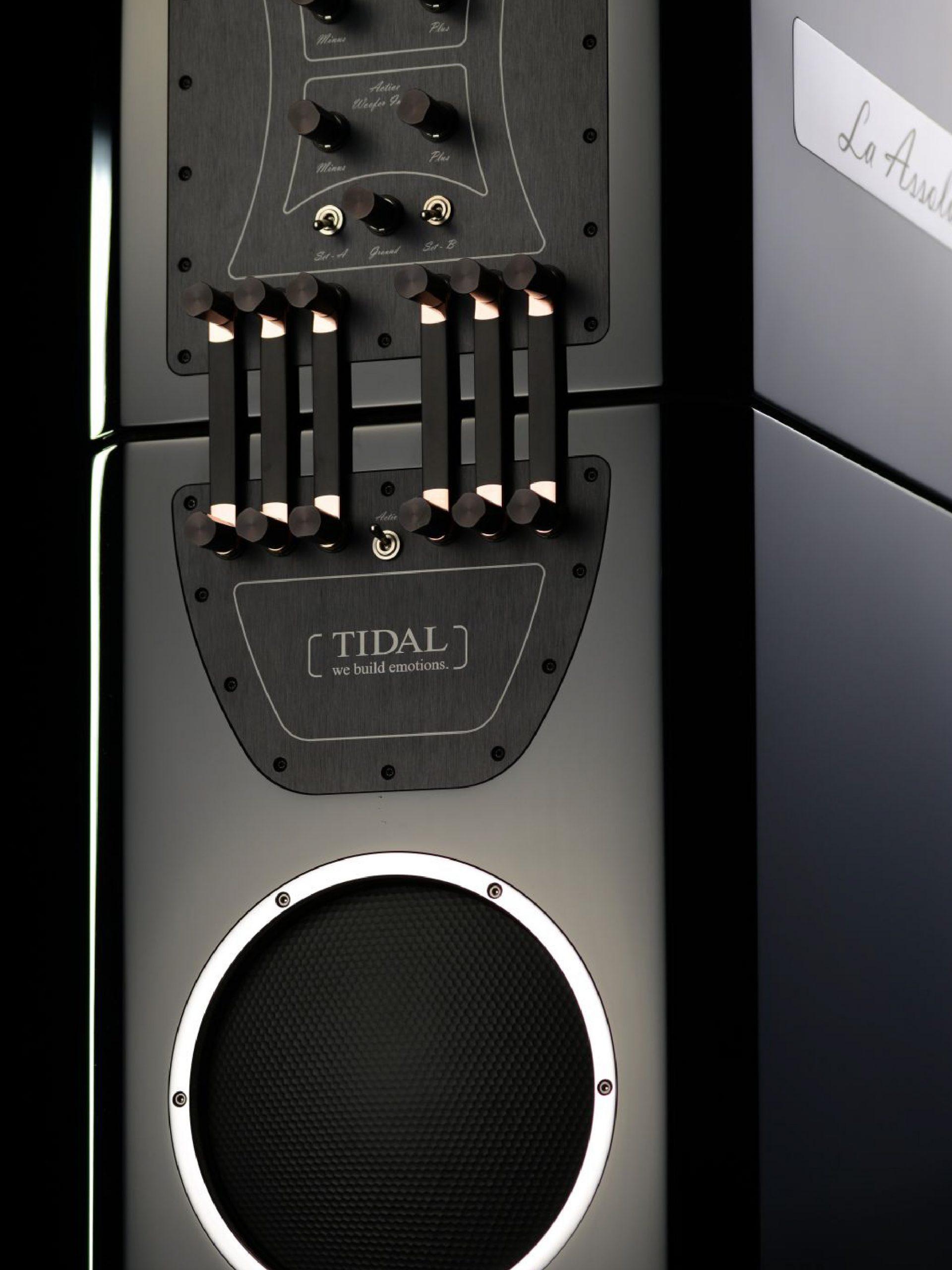 Tidal - Assoluta Cables