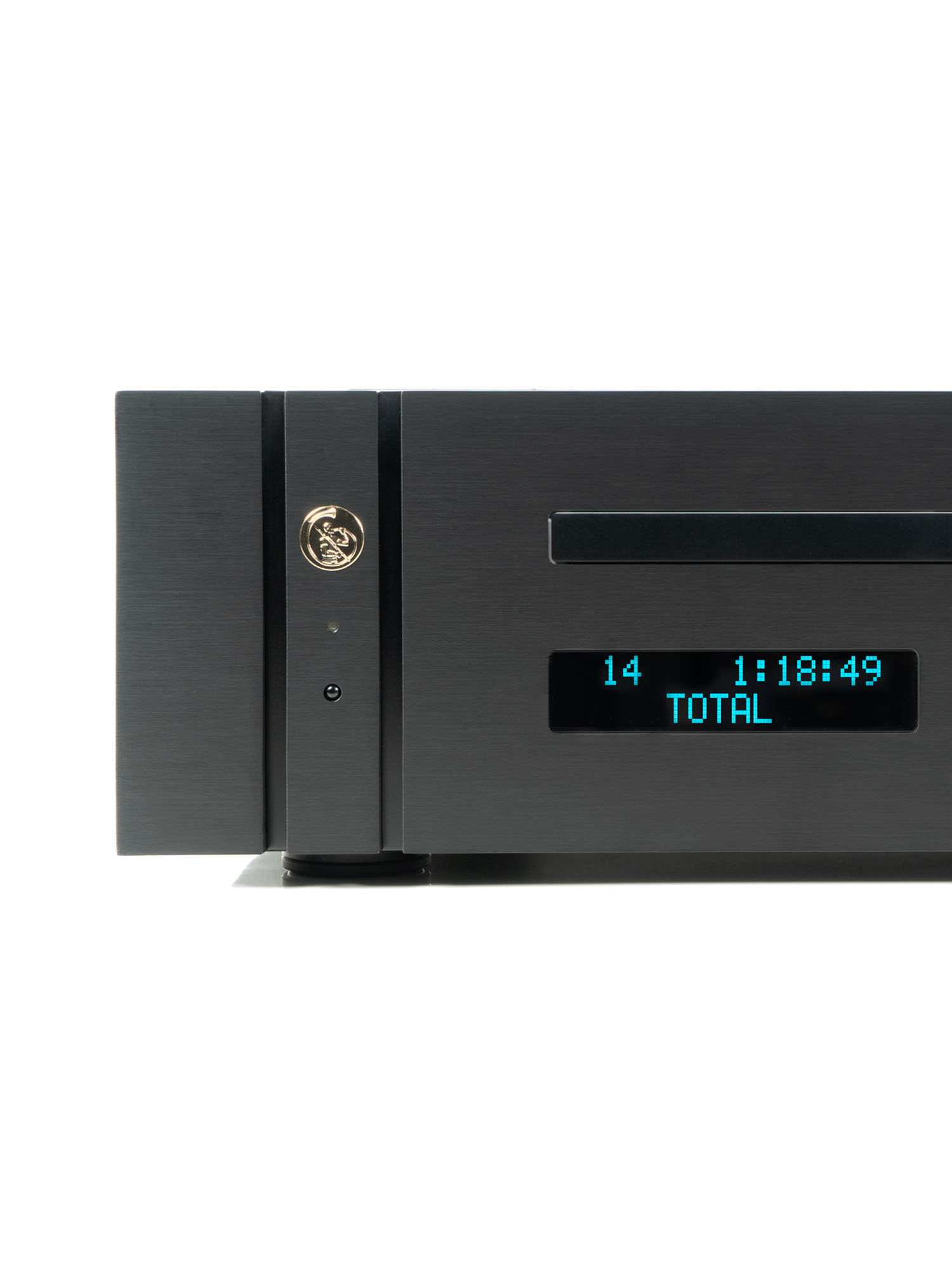 Gold Note CD-1000 MkII Deluxe CD Player