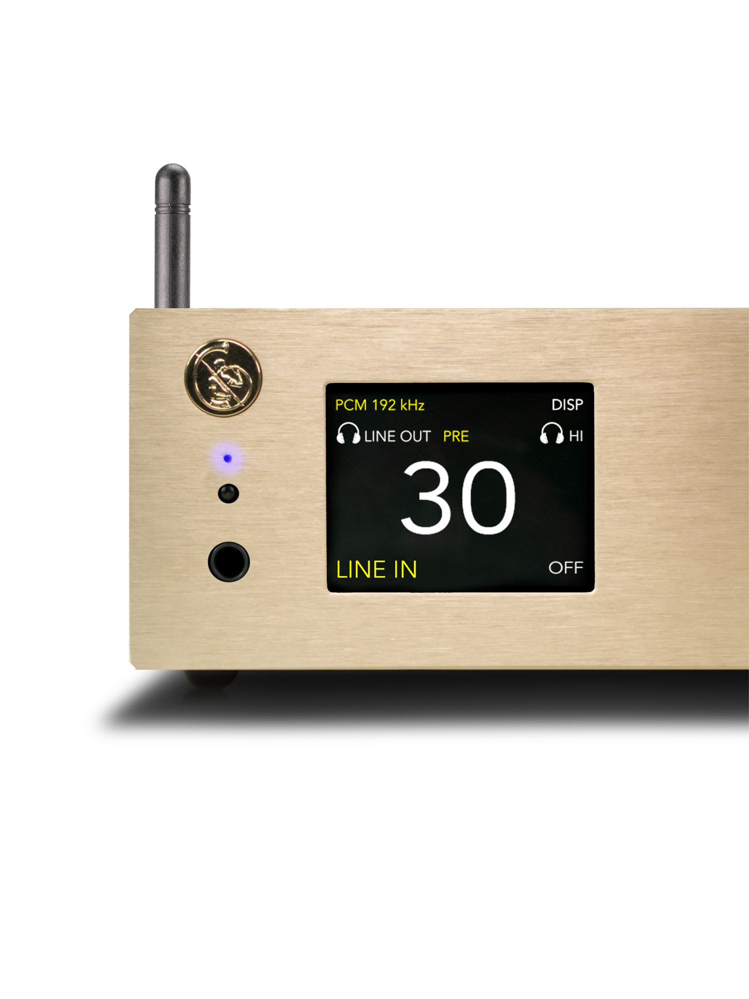 Gold Note DS 10 Plus DAC