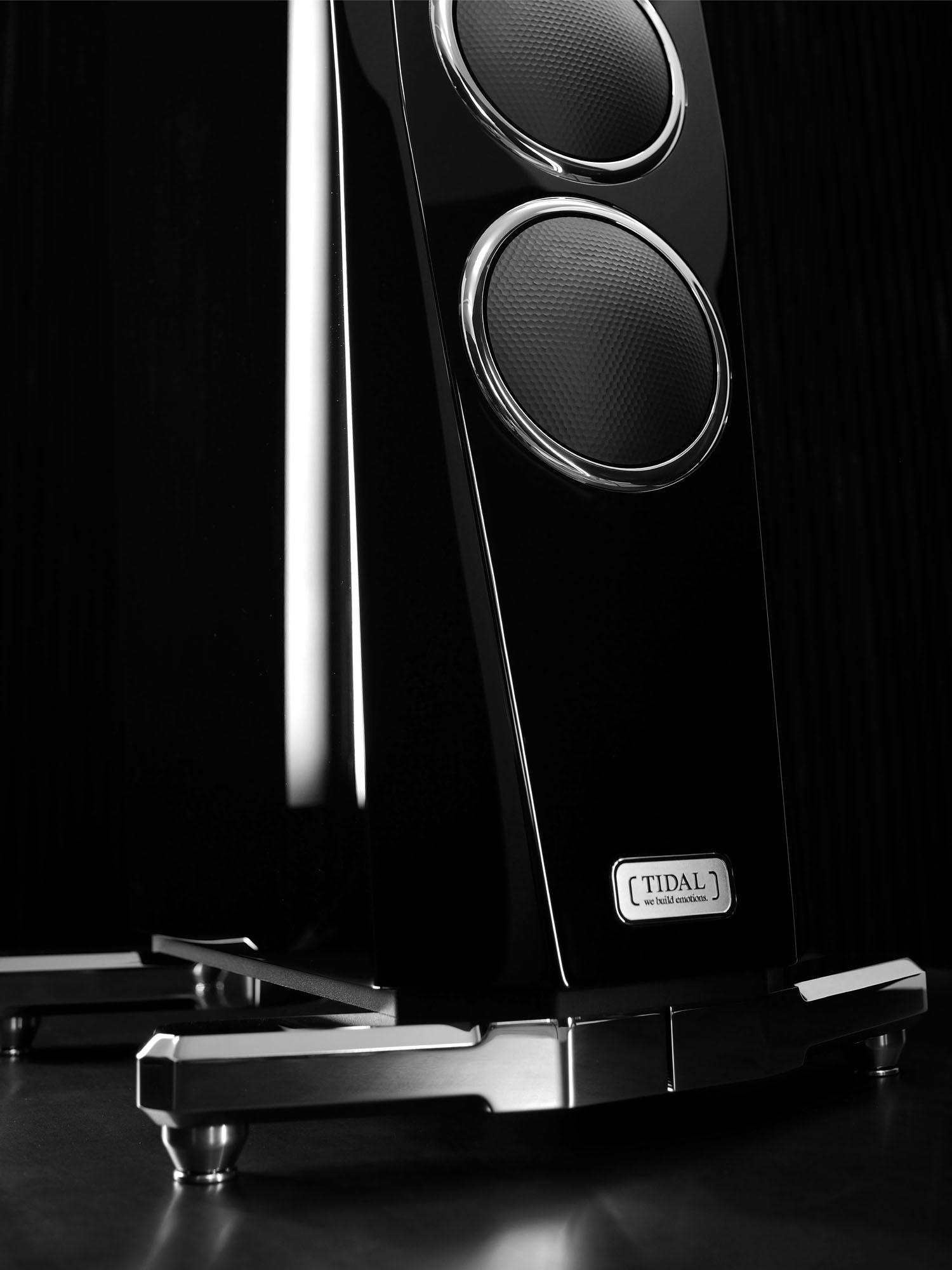 Tidal Audio Loudspeakers