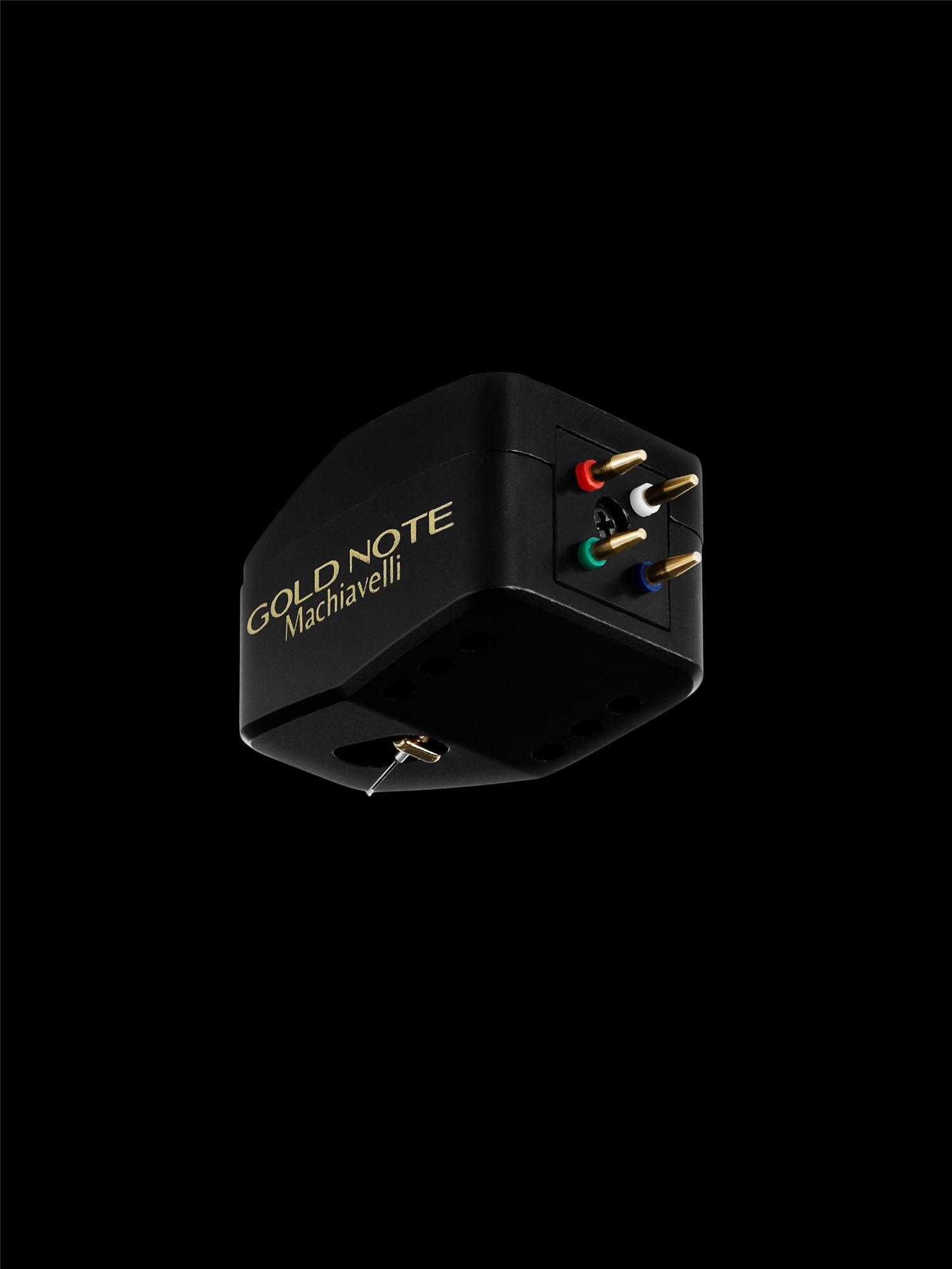 Gold Note Machiavelli Gold Cartridge