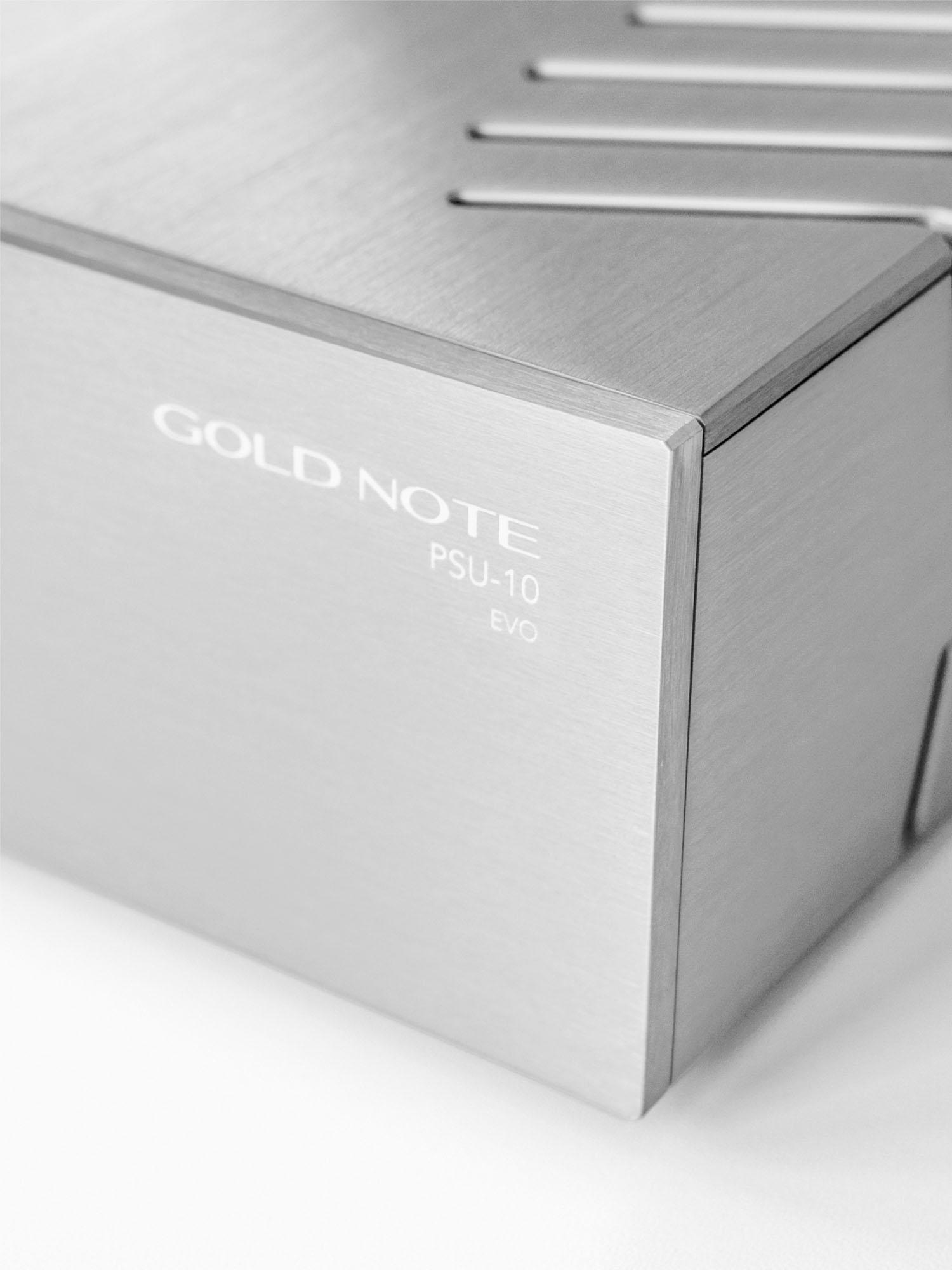 Gold Note PSU-10 Evo Power Supply