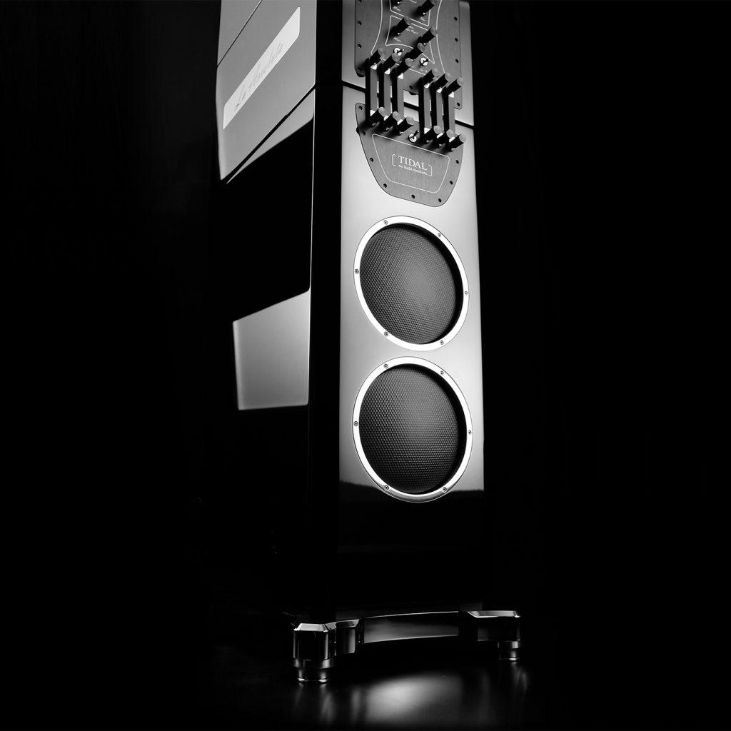 Tidal Audio Loudspeakers and Electronics