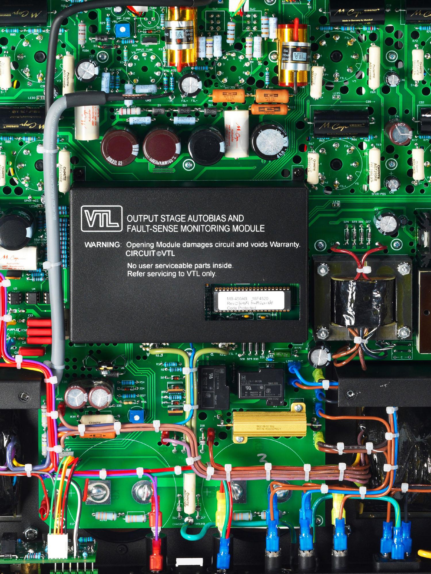 VTL MB-450 Monoblock Power Amplifier