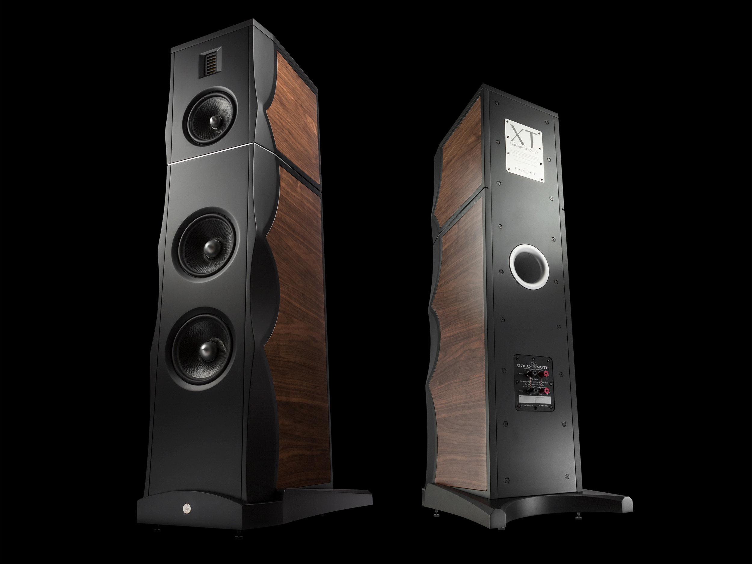 Gold Note Speakers