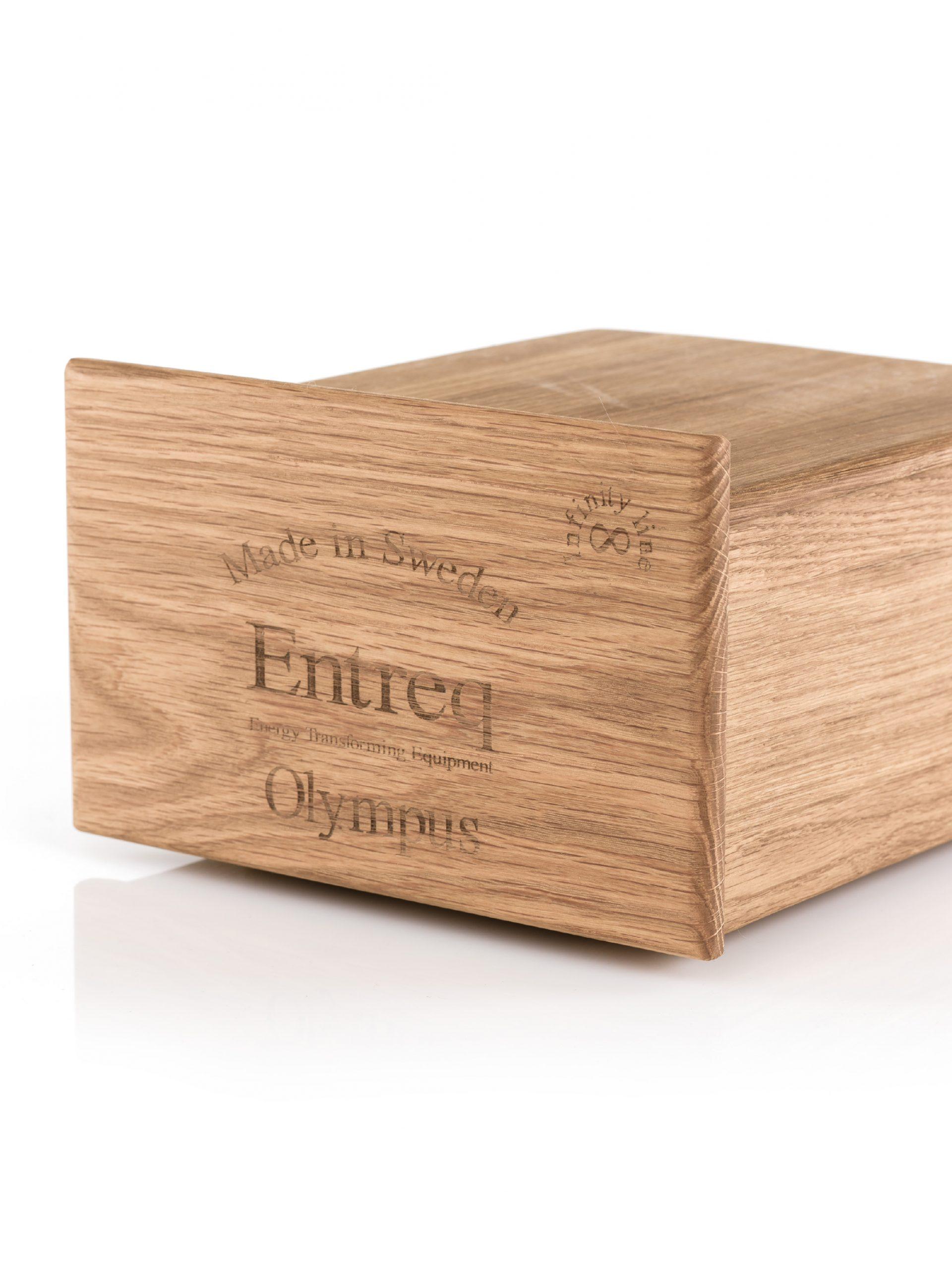 Entreq Olympus Infinity