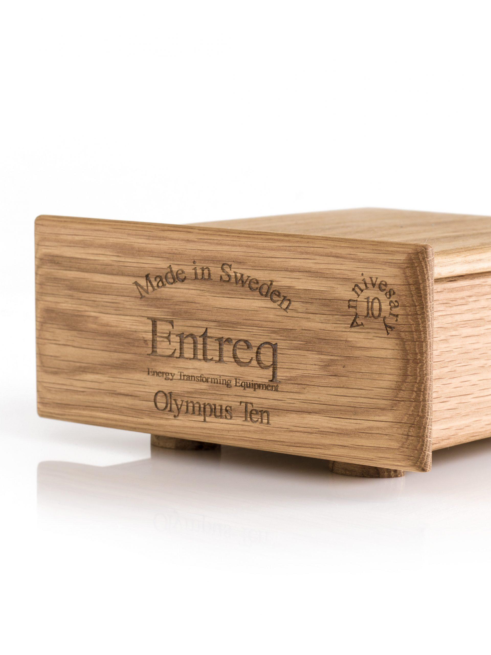 Entreq Olympus Ten