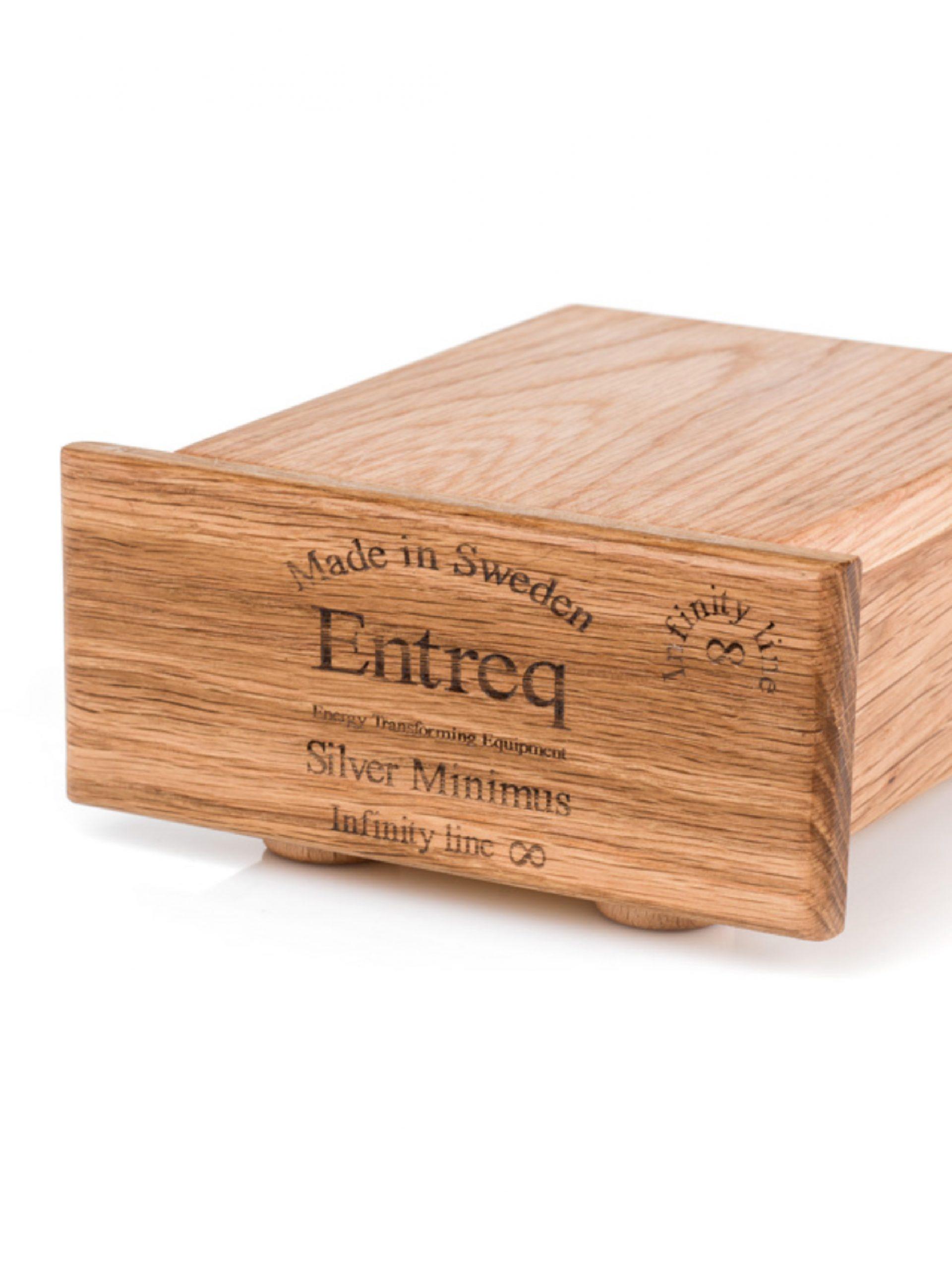 Entreq Silver Minimus Infinity