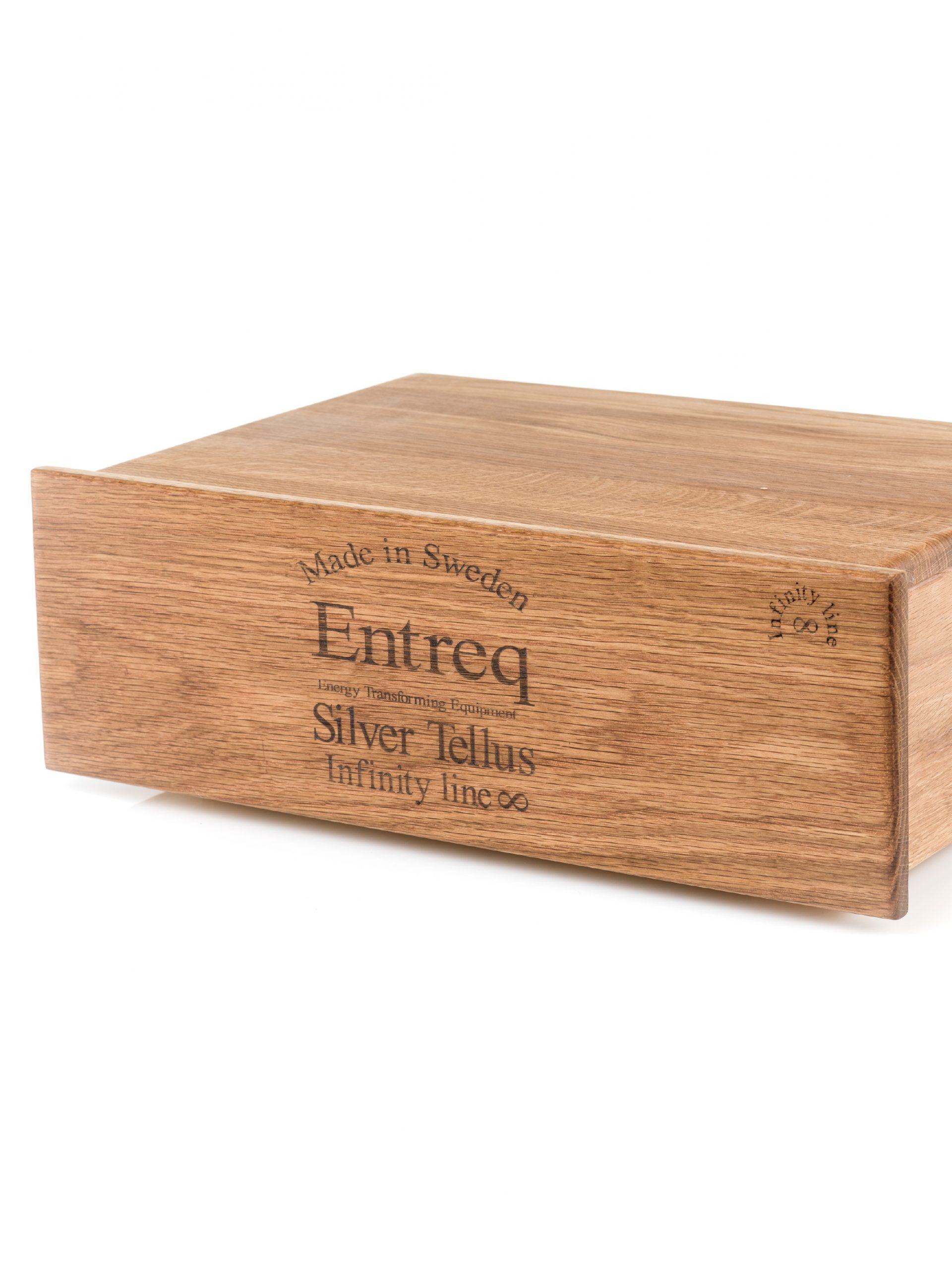Entreq Silver Tellus Infinity