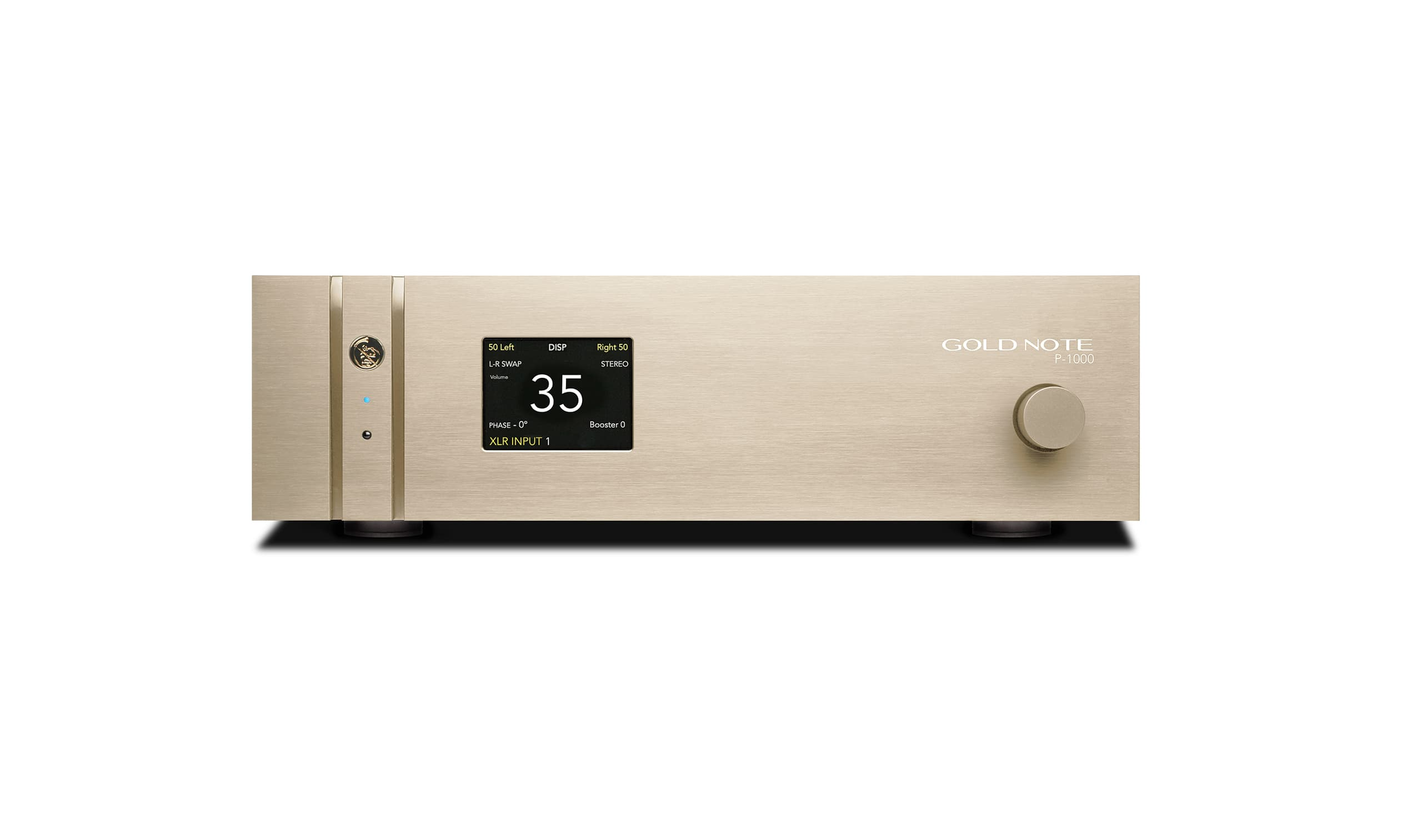 Gold Note Preamplifiers